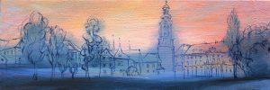Bekir Smolski (Wien) - Plenairmalerei - MIG Jena e.V.
