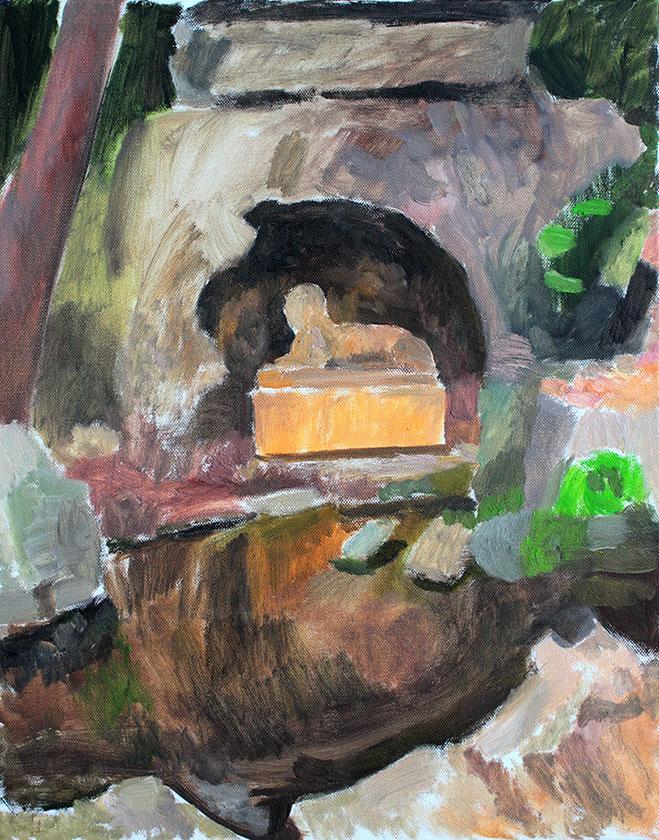 Michail Bermann - Plenairmalerei - MIG Jena e.V.