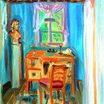 Lena Jurikowa (Marne) - Plenairmalerei - MIG Jena e.V.